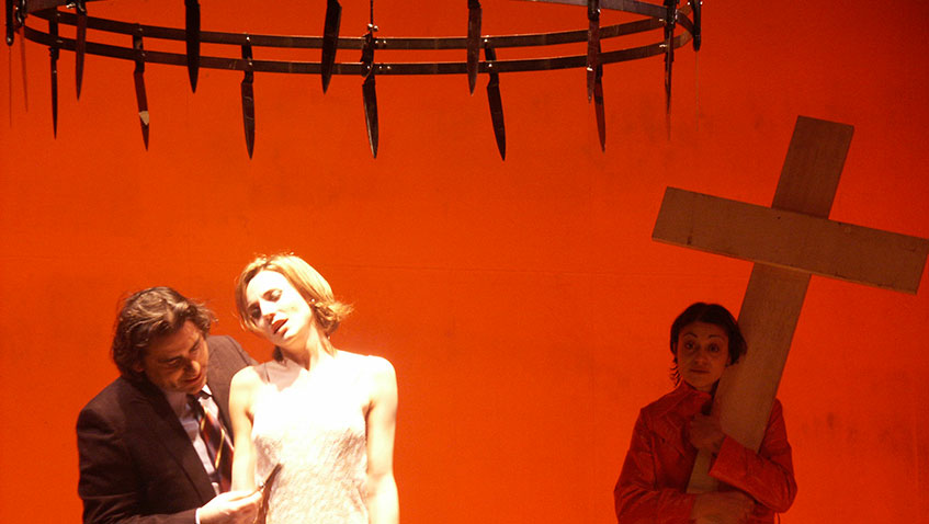 Orgia - Teatro di Dioniso