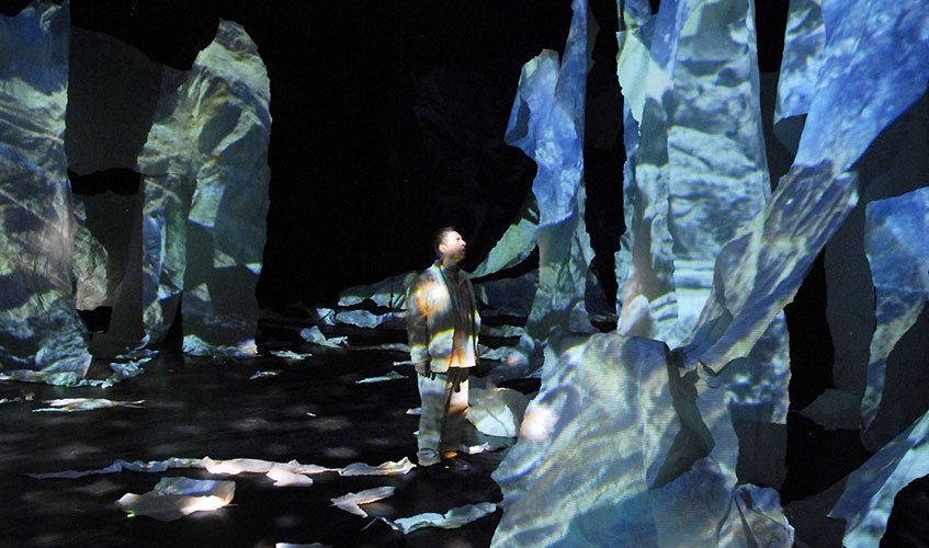 Canti Orfici - Teatro di Dioniso
