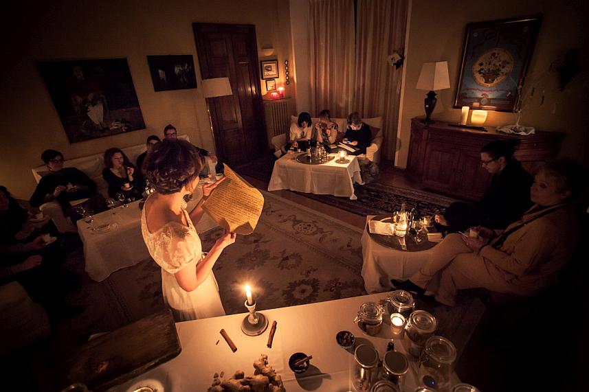 UNDERGROUND DINNER